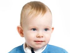Free Blue Eyed Toddler Royalty Free Stock Images - 3821599