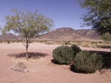 Free Arizona Rest Areas I-10W  Three Stock Photos - 3821623