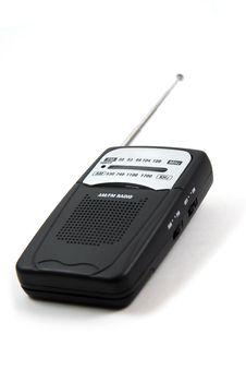 Free Portable Transistor Radio Stock Images - 3821954