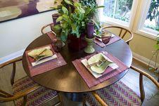 Free Dining 2613 Stock Image - 3822141