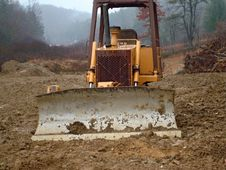 Free Bulldozer Royalty Free Stock Photography - 3822257