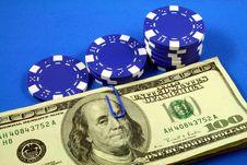 Free Gambling Royalty Free Stock Photo - 3822495