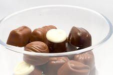 Free Chocolate Bon Bons Stock Image - 3823041