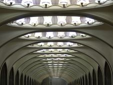 Free Subway Station Stock Image - 3823281
