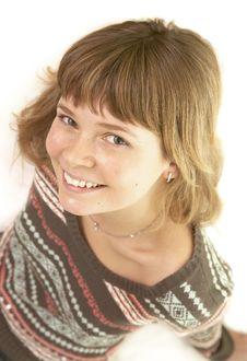 Free Girl Smiling Stock Photo - 3823360