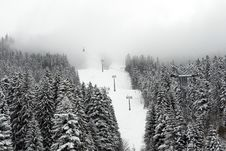 Free Winter Landscape Royalty Free Stock Images - 3823669