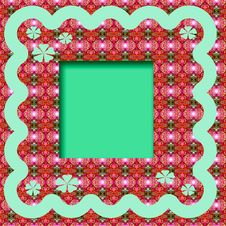Free Scrapbook Photo Frame Stock Photography - 3823842