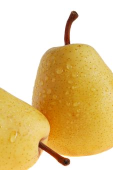 Free Pears Royalty Free Stock Photo - 3824005