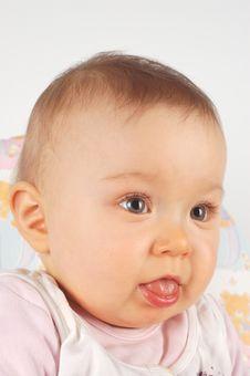 Free Happy Baby 15 Royalty Free Stock Photography - 3824147