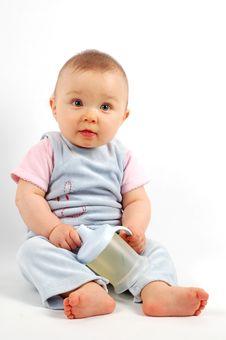 Free Happy Baby 15 Royalty Free Stock Image - 3824186