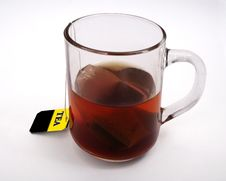 Free A Cup Of Hot Tea Royalty Free Stock Photography - 3824357