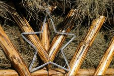 Free Christmas Star Stock Images - 3824724