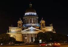 Free Isaakievsky Cathedral Stock Photo - 3825330