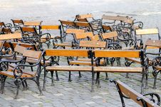 Free Benches Royalty Free Stock Photos - 3825938