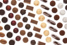 Free Chocolate Pralines Stock Images - 3825944