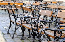 Free Benches Stock Image - 3825951