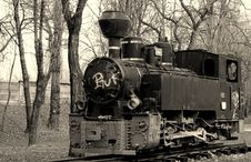 Free Old Locomotive Stock Photography - 3826012
