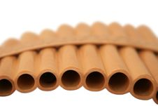 Free Pan Flute Royalty Free Stock Photography - 3826117