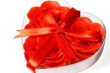 Free Heart-shaped Box Royalty Free Stock Photography - 3827087