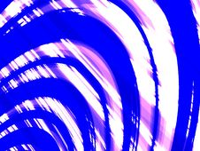 Free Abstract Blue Rings Stock Photos - 3827973