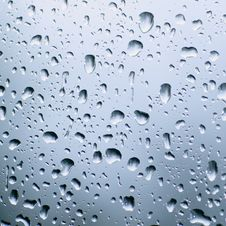 Wet Surface Royalty Free Stock Photography