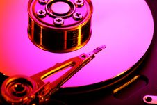Free Hard Drive Disk Stock Photo - 3828520