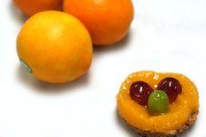 Free Fruit Cake Royalty Free Stock Image - 3828676