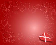 Free Love Gift Royalty Free Stock Photos - 3828978