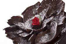 Free Chocolate Cake Stock Photography - 3829162