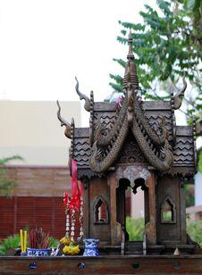 Free Shrine Stock Images - 3829234