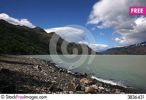 Free Patagonia Landscape Stock Image - 3836431
