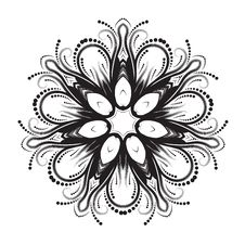 Free Vector Floral Design Royalty Free Stock Photo - 3830205