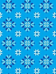 Free Floreal Foliage Pattern 4 Stock Image - 3830381