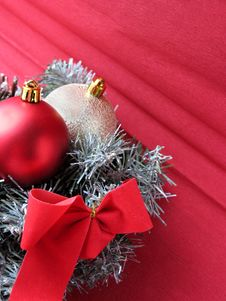 Free CHRISTMAS ORNAMENTS Royalty Free Stock Image - 3830646