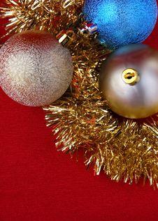 Free CHRISTMAS ORNAMENTS Stock Photo - 3830670