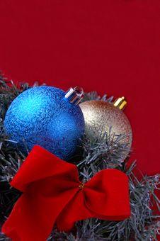 Free CHRISTMAS ORNAMENTS Stock Image - 3830741