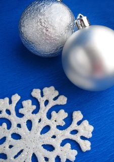 Free Christmas Ornaments Stock Photography - 3830752