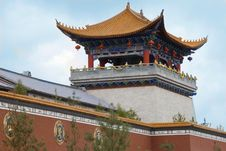 Free The Chongsheng Temple 3 Royalty Free Stock Images - 3831439