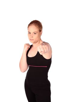 Free Self Defence Stock Photo - 3831530