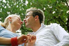 Free Kiss Stock Photos - 3832733
