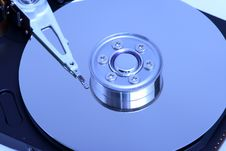 Hard Disk Detail With Stock Photos