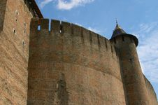 Free Castle Wall Stock Images - 3833394