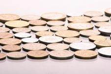 Free Collecting Coins Stock Images - 3834044