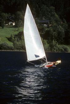 Free Vacation Sail Stock Photo - 3834280