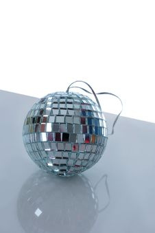 Free Isolated Christmas Ball Stock Photos - 3835823