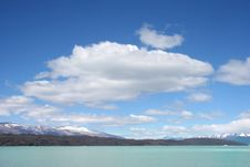Free Patagonia Landscape, South Of Argentina Stock Photos - 3835983