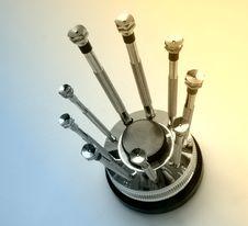 Free Watchmaker Screwdriver Stock Photos - 3837373