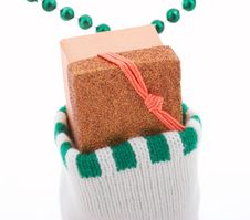 Free Christmas Stocking Stock Photos - 3838063