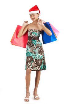 Free Shopping Bags Stock Image - 3838121