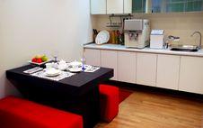 Free House Kitchen Stock Photo - 3838370